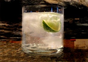 Vodka Tonic Featured