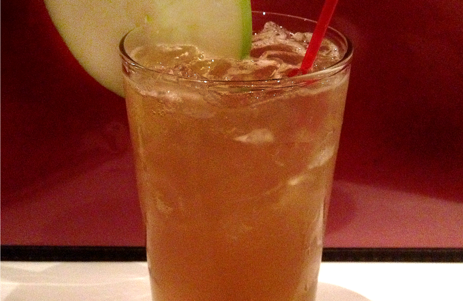 The Red Cat's Inspired Applejack Cocktail