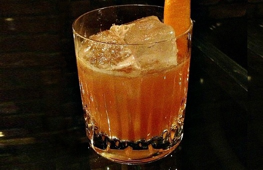 "Check Out The ""Cellar Door"" Cocktail"