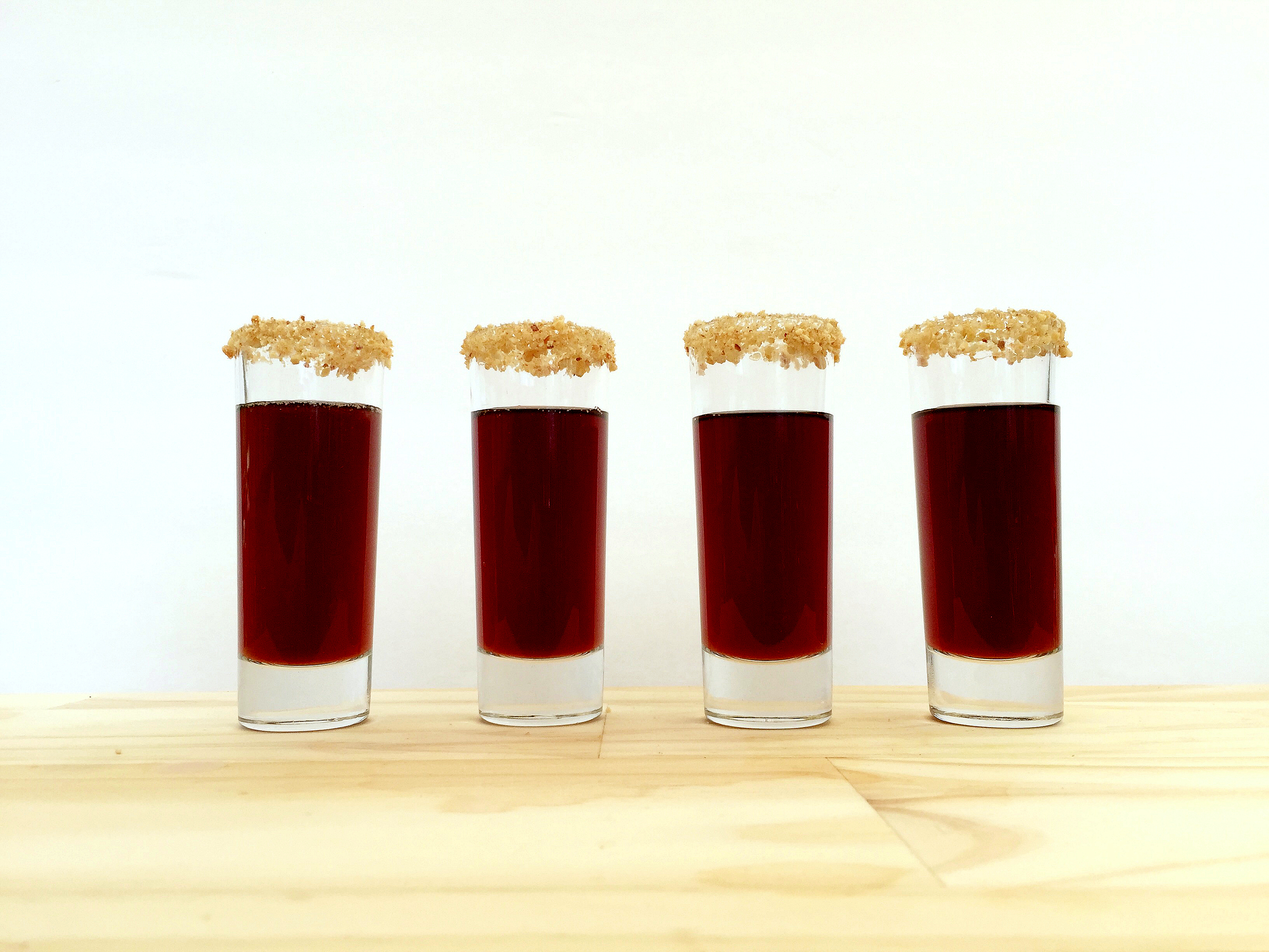Drink Up This Delicious PB&J Shot