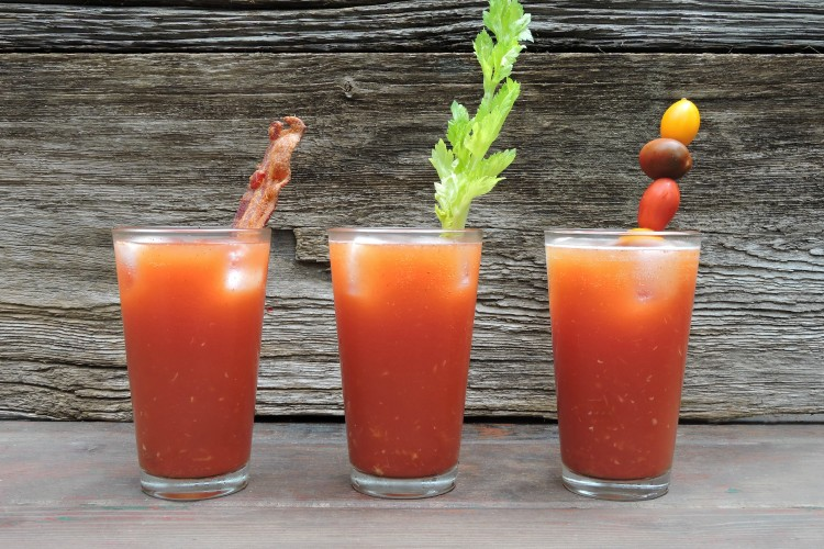 MAKE THIS: BLOODY BREWSKI IS A GREAT SPIN ON THE BLOODY MARY